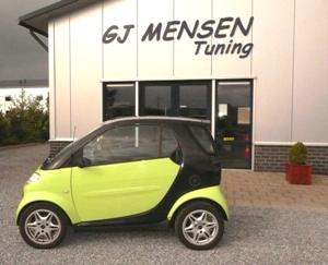 Smart ForTwo 0.8l 30 KW