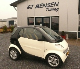 Smart ForTwo 0.6l 40 KW